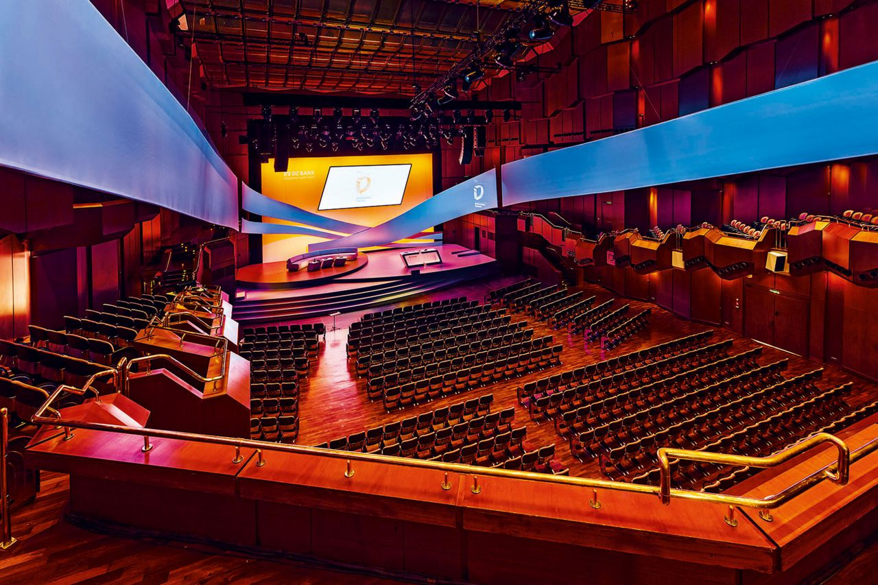 Alte Oper Frankfurt Saalplan