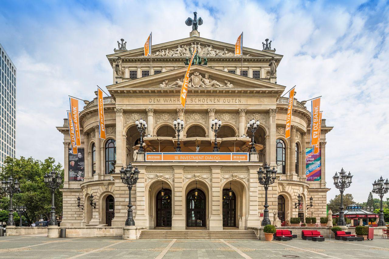 Parkplatz Alte Oper